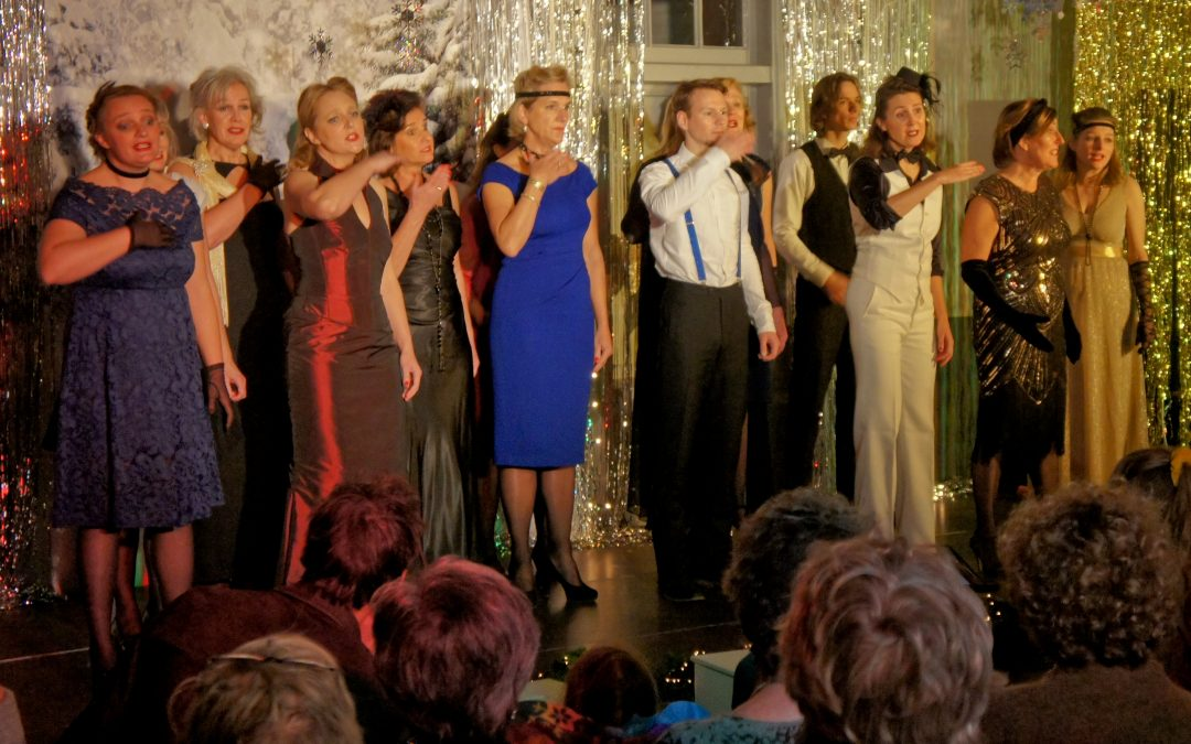 "Harlem ""Christmas"" Jive was een succes!"
